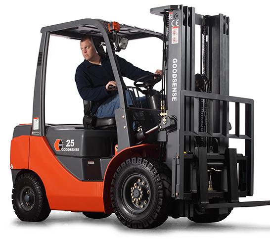 Diesel Forklift Trucks