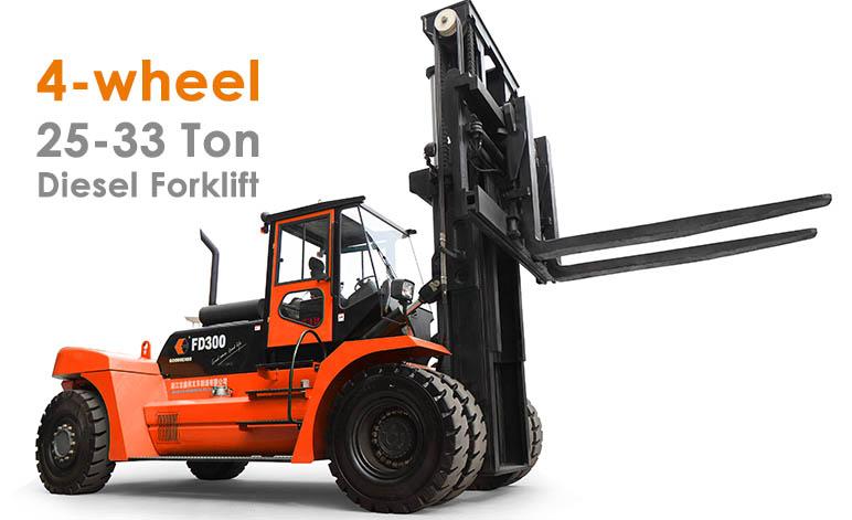 25-33 Ton Diesel Forklift truck