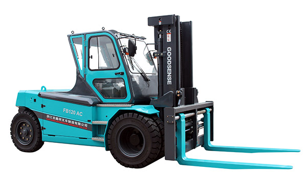 12 Ton Electric Forklift Truck
