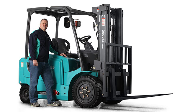 Goodsense UK Forklift Trucks