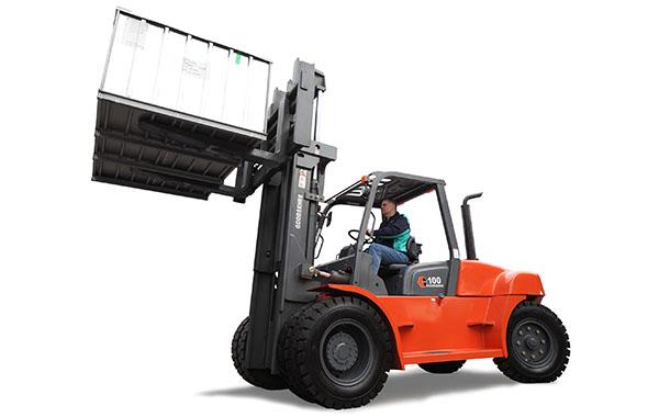 High Power Diesel Forklift Trucks