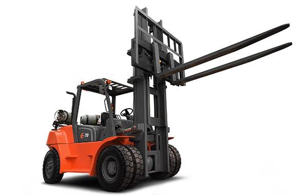 LPG Forklift Trucks UK