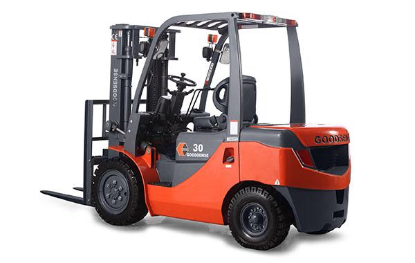 LPG & Gasoline Forklift Trucks