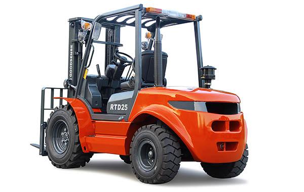 Rough Terrain Forklift Trucks